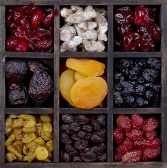 Spotřeba sušičky na ovoce